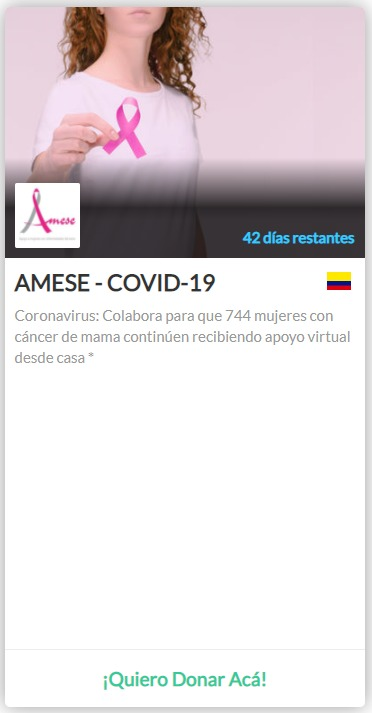 Proyecto AMESE covid 19
