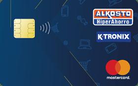 Tarjeta Alkosto Mastercard